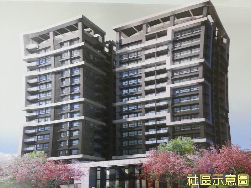 電梯住宅-原石雅苑-新北市淡水區新春街