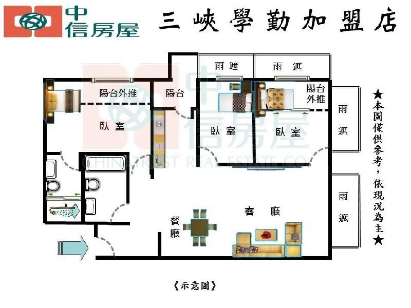 買屋賣屋租屋中信房屋-b-02北大愛悅