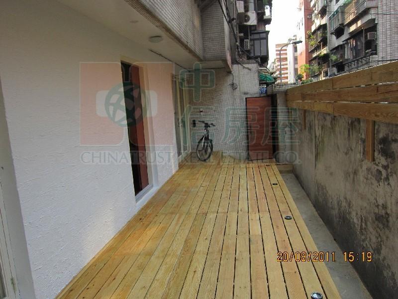 買屋賣屋租屋中信房屋-古亭庭院優質一樓