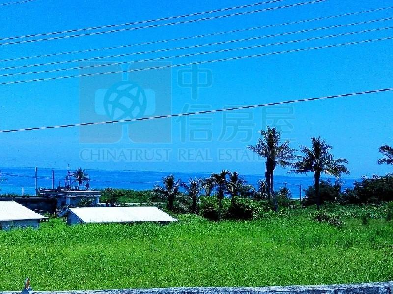 買屋賣屋租屋中信房屋-海景沙灘農地