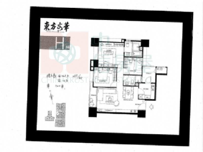 買屋賣屋租屋中信房屋-東方文華H棟16樓