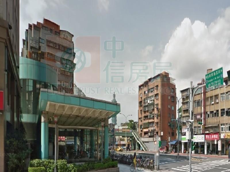 買屋賣屋租屋中信房屋-信義凱悅高樓景觀