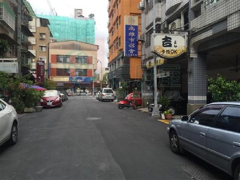 買屋賣屋租屋中信房屋-新堀江商圈~8米大面寬店面