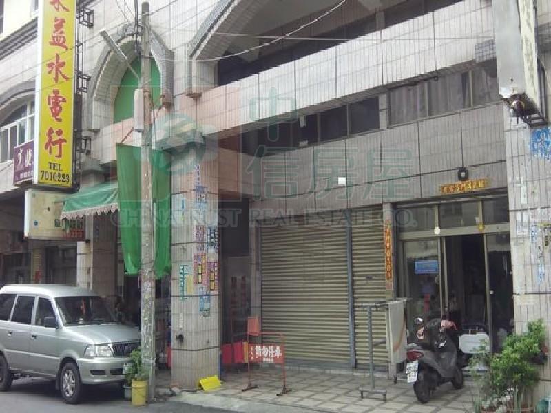 買屋賣屋租屋中信房屋-鳳山國中捷運1+2樓店住