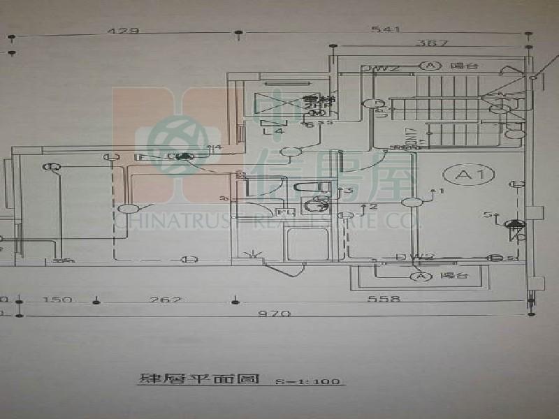 買屋賣屋租屋中信房屋-[首璽團隊] 中豐捷運庭園電梯豪墅