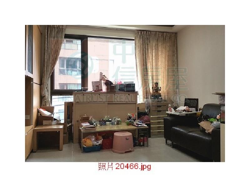 買屋賣屋租屋中信房屋-鷺江悅容3房車