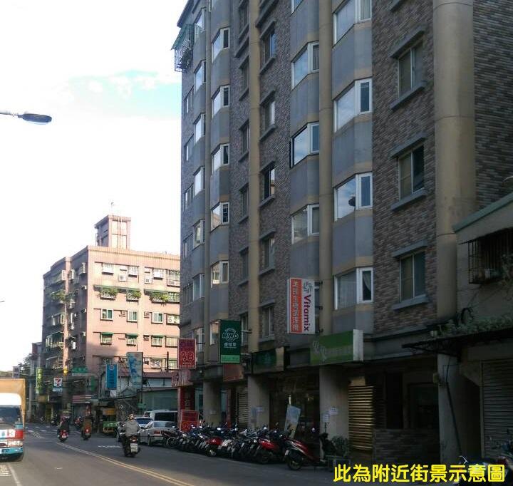 買屋賣屋租屋中信房屋-5552大同街店面