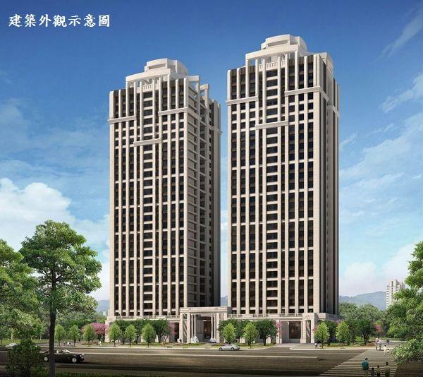 買屋賣屋租屋中信房屋-6659華固新綠洲(5)