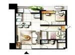 買屋賣屋租屋中信房屋-夢想家2房、建工、和春商圈
