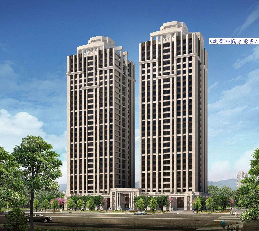 電梯住宅-7072華固新綠洲(II)-新北市土城區學成路