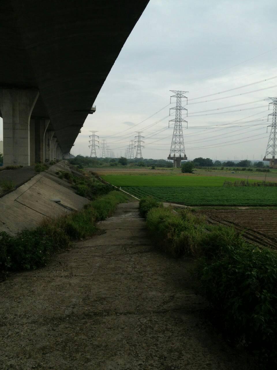農地-二高交流道線東路旁四方農保田-彰化縣和美鎮