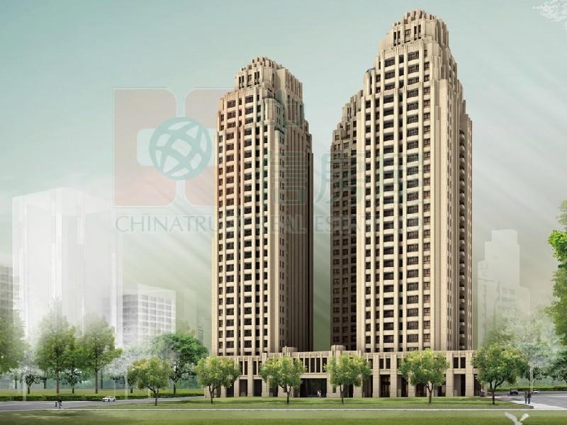 買屋賣屋租屋中信房屋-東方明珠-B1棟25樓(2+1房視野戶)