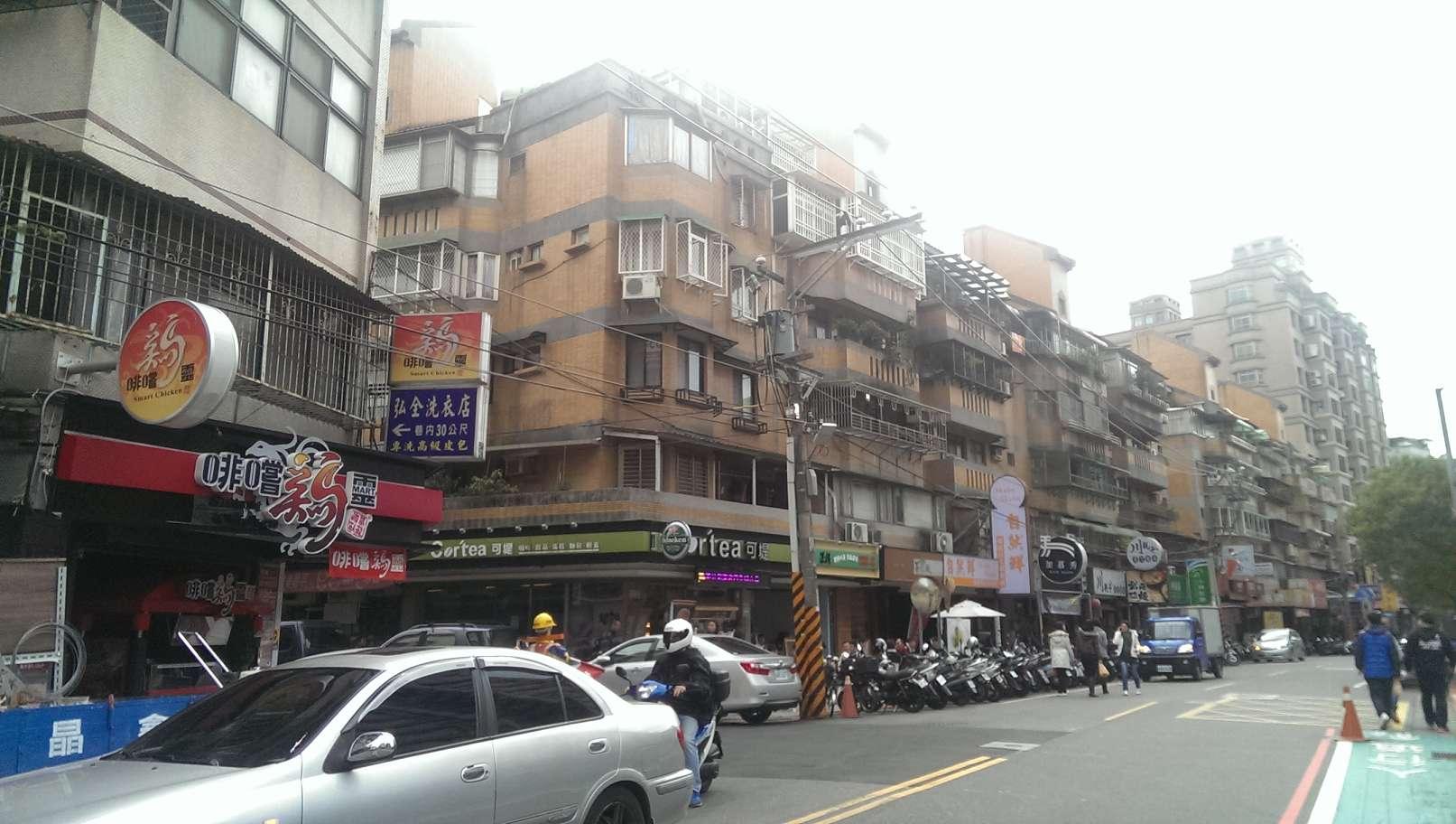 公寓-內科三角窗2樓-臺北市內湖區江南街